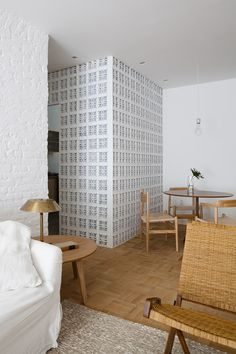 The Breeze Block Trend Is Being Taken Indoors | Architectural Digest
