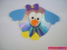 cd bird craft | Crafts and Worksheets for Preschool,Toddler and Kindergarten