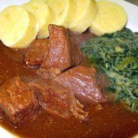 Recept : Dušené hovězí na česneku | ReceptyOnLine.cz - kuchařka, recepty a inspirace