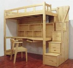 Loft Beds: Maximizing The Area Of Small Spaces – Bunk Beds for Kids