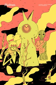 Michael DeForge Blog