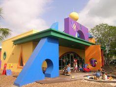 Roper YMCA Child Development Addition; Architect: Leonard Feinberg, Orlando, FL