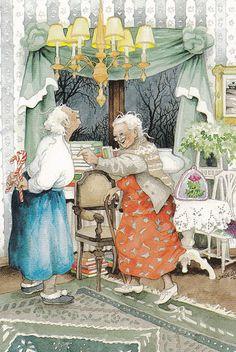 © Inge Löök, Finland - 'Happy Grannies' (Välj)