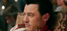 luke evans Gaston thank you who ever did this I'm so done now | Tumblr