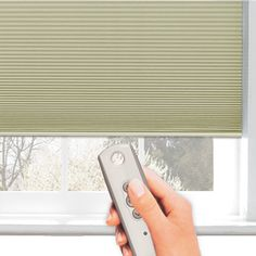 1000 images about interior design blinds shades on for Bali blinds motorized remote control