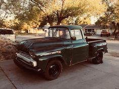 Cool Great 1959 Chevrolet Other Pickups 3100 1959 chevy truck, Shortbed original Runs and Drives good 2017/2018