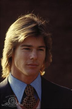 """Jan Michael Vincent. I loved him in this movie """"The Mechanic"""" with Charles Bronson. He left the Hollywood scene several years ago to try and get his life together. I hope that he has."""