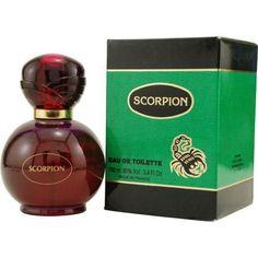 Scorpion By Parfums Jm Edt Spray 3.4 Oz