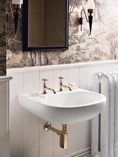 Convierte tu #baño en un balneario #lavabo