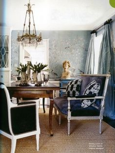 Pin By Giao Williams On Dining Room W Settee | Pinterest | Settees And Room