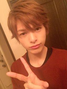 He's so cute! Love Stage, Stage Play, Its Ya Boy, Oikawa Tooru, Japanese Men, Kokoro, Best Cosplay, Pretty Boys, Fangirl