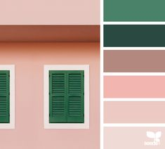 Color view color ideas and combos цветовые палитры, цветовые Design Seeds, Colour Schemes, Color Combos, Green Colour Palette, Aesthetic Colors, Color Balance, Color Swatches, Color Theory, Color Inspiration