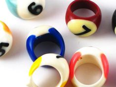 RECYCLE billiard balls with CREATIVITY