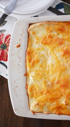 Shepherd's Pie | Great family dinner-tons of taste and perfect with a salad!