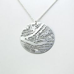 Necklace Pittsburgh, $28, now featured on Fab.com by John Briscella for AMINIMAL studio ~ love it!
