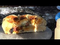 How to cook pocket pizza on a Trangia lightweight camping stove by AdventurePro [Re-visited] - YouTube
