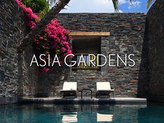 ¿Con quién pasarías un día de relax en nuestro rincón asiático en el Mediterráneo?