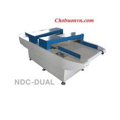 Máy dò kim loại băng tải NDC-Dual