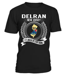 Delran, New Jersey - It's Where My Story Begins #Delran