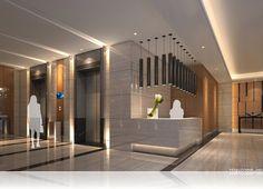 style · Hotel elevator