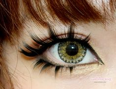 Shop our large selection of brown & hazel color contact lenses. From luscious chocolate to warm caramel brown, we have every shade you need to create natural, alluring looks.  Authentic Korean circle lenses, circle lens, colored contacts, color contact lens