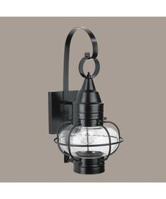 a4aeec217c1 Classic 1 Light Outdoor Wall Light by Norwell