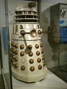 Over the past few years there have been a number of auctions at Bonhams where items from Doctor Who have been sold, some for very high pric.