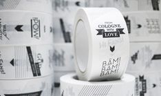 I am crazy about custom tape. But I also have no idea where to get custom tape made.
