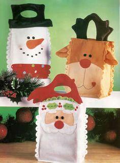 Ajudante da Arte: Natal chegando e com ela muitas Ideias.