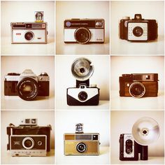 A film camera and the skill to use it well
