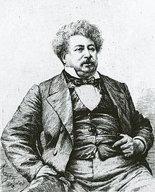 Alexandre Dumas, pere (sr.), wildly popular novelist, was born in poverty and faced discrimination for his African-Caribbean ancestry, although he was 3/4 white and the grandson of a French nobleman. The young Dumas' fortunes rose with the restoration of the monarchy, when his aristocratic rank helped him get work with Louis-Philippe, Duke of Orléans, and led to much court & political intrigue. His son AD, fils (junior) was also a novellist... Fascinating outline at the click.