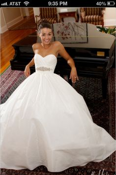 Future wedding dress for sureeee(: