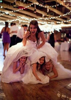 Awesome bride picture