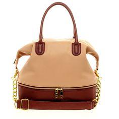 ASOS Zip Based Handheld Bag ($64) ❤ liked on Polyvore