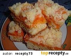 Meruňkový koláč z kefíru recept - TopRecepty.cz