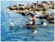 Clear Kayak Tours
