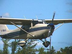 The Cessna 175 Skylark is a four-seat, single-engine, high-wing airplane produced between 1958 and 1962.