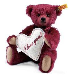 Steiff Florian, Love Messenger Teddy EAN 000249