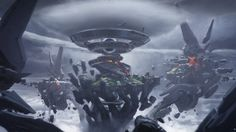 Sentinels is an achievement in Halo 5: Guardians. This achievement is obtained when the level Guardians is completed.