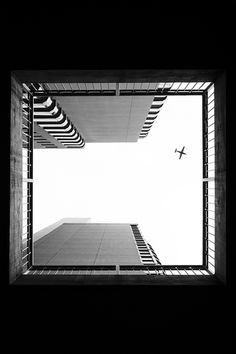 Looking up..