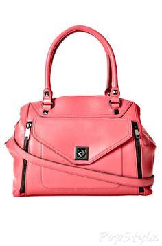 Jessica Simpson Hadley Satchel Handbag