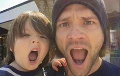 Padalecki father and son