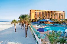 The Hilton Clearwater Beach Resort - Clearwater Beach, FL