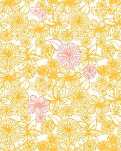 free summer twitter + blog backgrounds by ollibird.