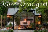 My Loving Home & Garden: Junior Orangeri - Inspiration og montering.