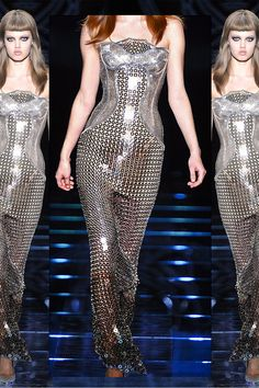 Chainmail versace
