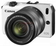 Cele mai bune Aparate Foto Mirrorless marca Canon