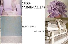 S/S 2014 Trend Forecast - Neo- minimalism