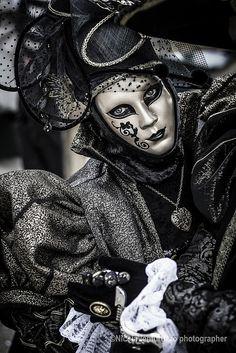 Venetian Mask ~