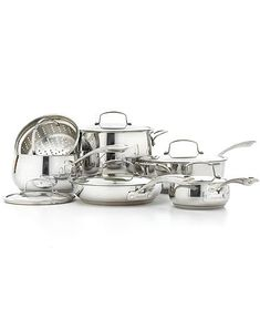 Belgique Stainless Steel #cookware i need more of these..they are better for you w/out all the chemicals
